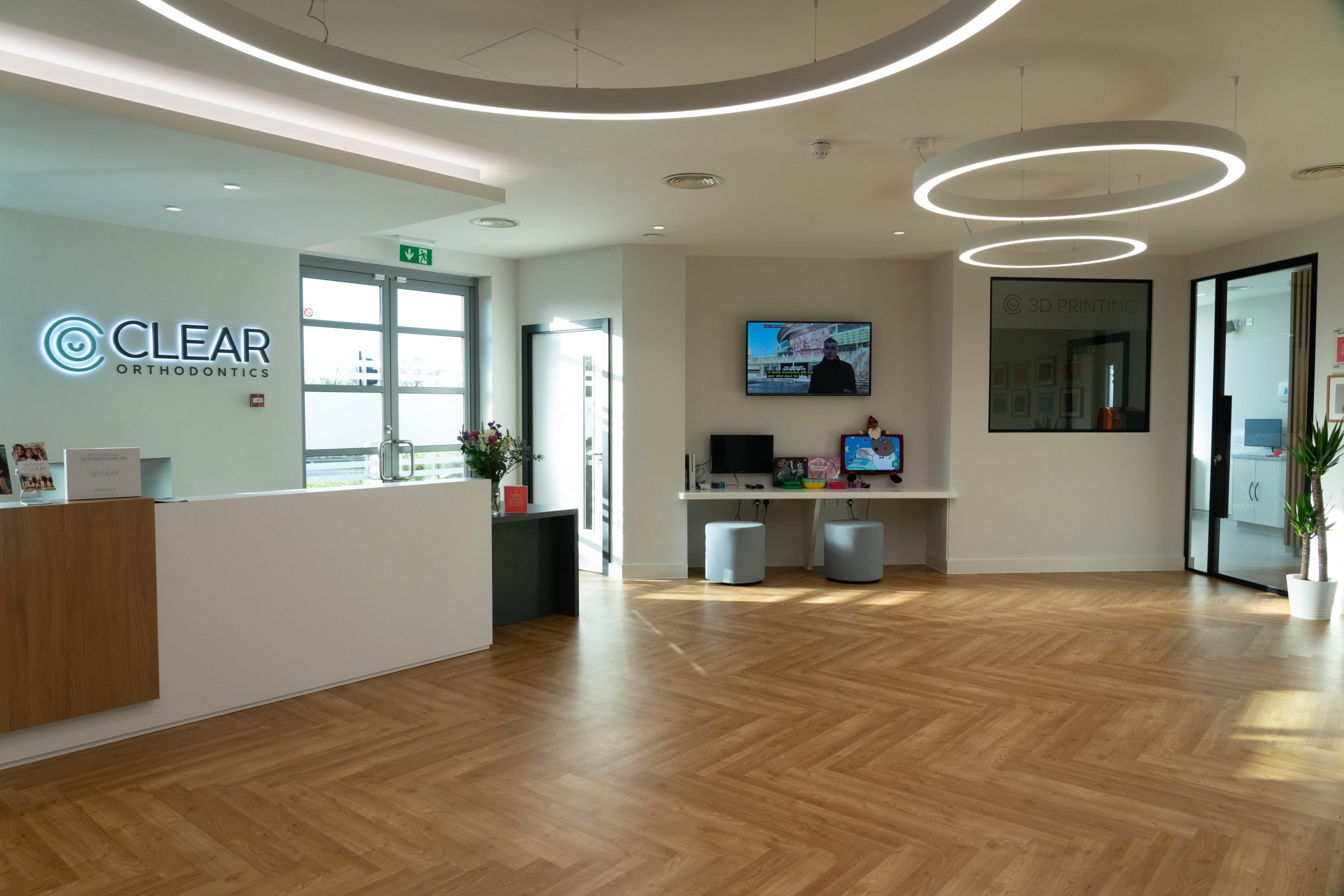 Clear Orthodontics – Completed Project