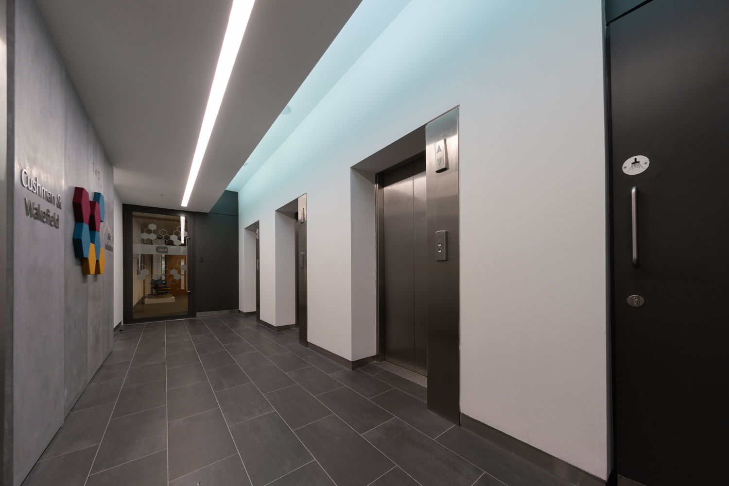 Marsden Street, Manchester – Completed Project