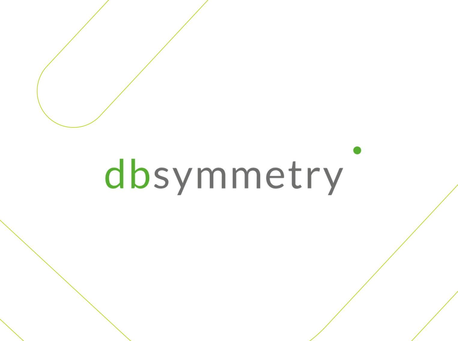 New Project – db Symmetry, Manchester