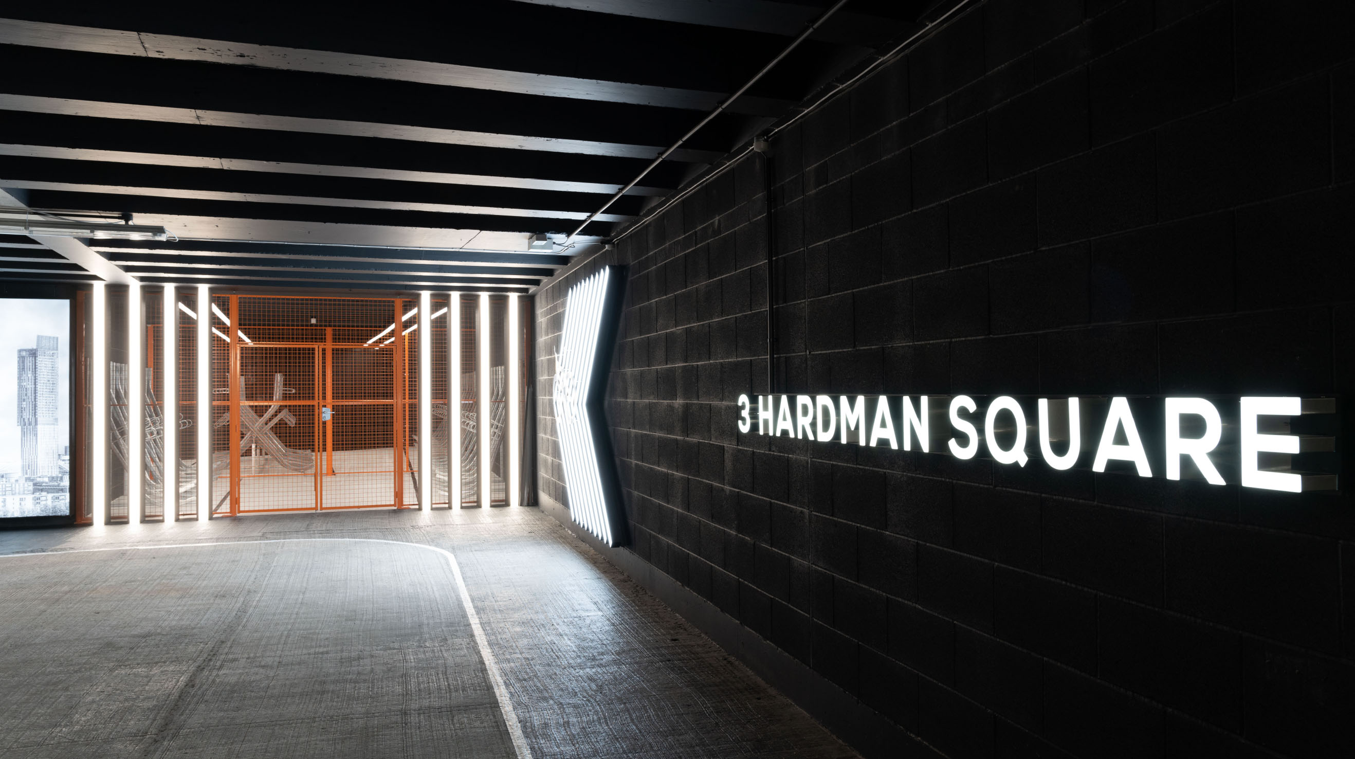 Hardman Square – Completed Project